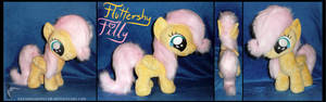 Fluttershy filly plush (CLOSED)