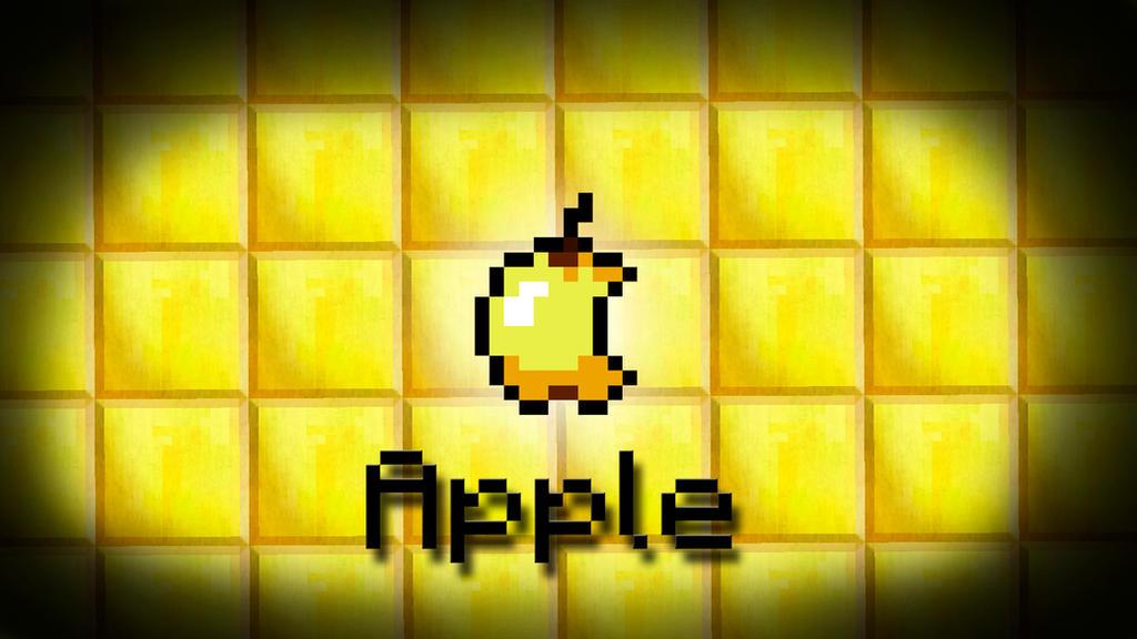 Apple Minecraft By Vini0597