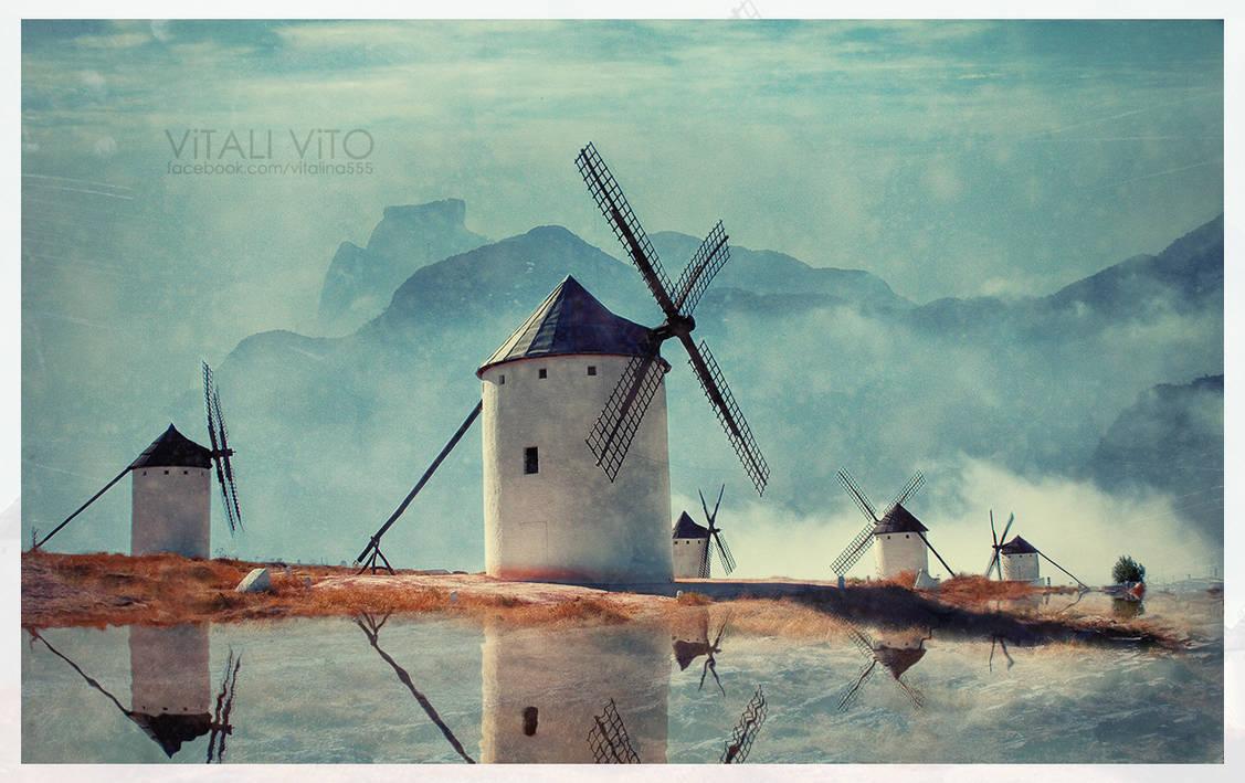 Windmills RL