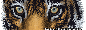 Watchful Gaze by Rainbow-Ribbon