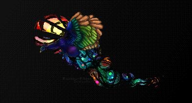 Cosmic Plume by Rainbow-Ribbon