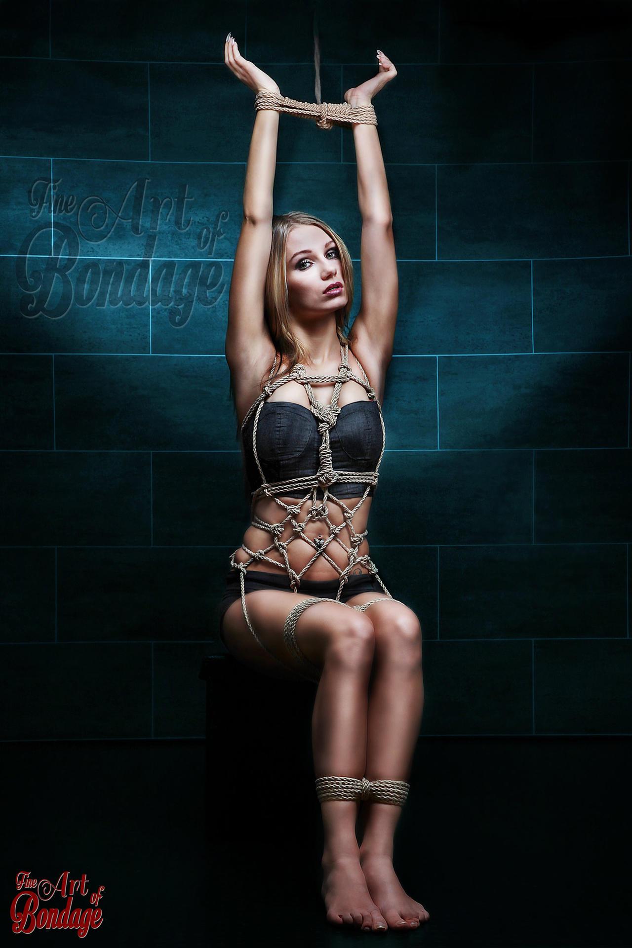 artist bondage female