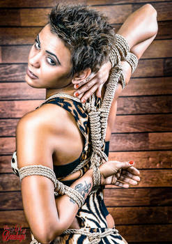 Beauty of Rope V, Fine Art of Bondage - Calendar