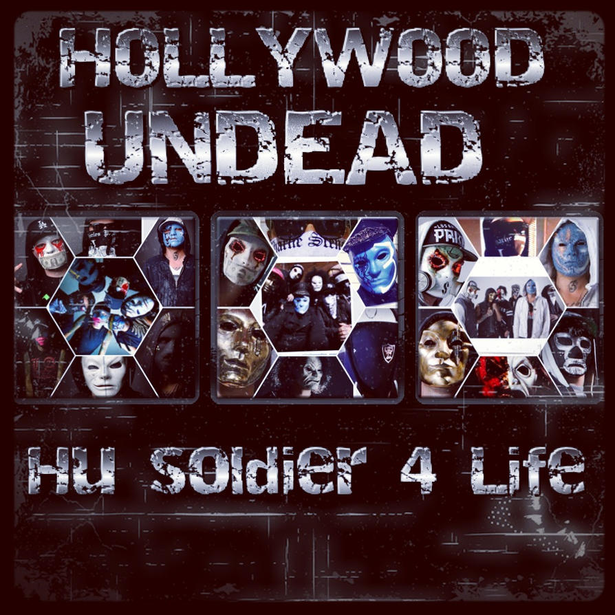 Hollywood Undead Notes From The Underground Wallpaper Hu soldier of    Hollywood Undead Wallpaper Notes From The Underground