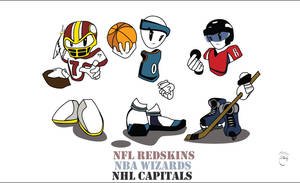 Washington DC Sports Teams