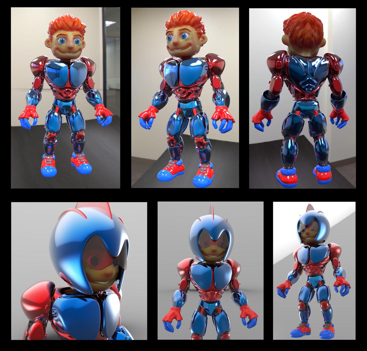 Ant Boy by zargan17