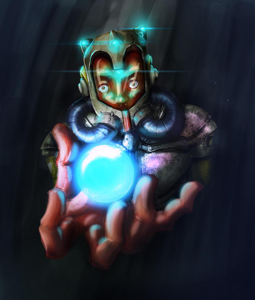 Sphere by zargan17