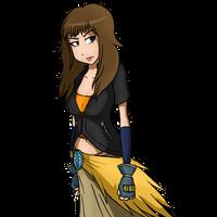 Kira Chirality by Peccdesign2