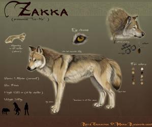 Zakka refsheet 2007