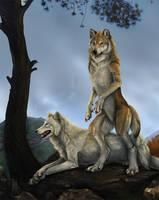 Werewolves by Yellow-eyes