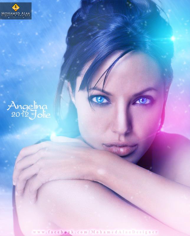 Angelina Jolie by mokamido31