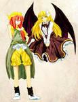 Orange and Kurumi