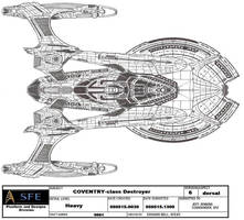 Ships of ASR- UFP- COVENTRY
