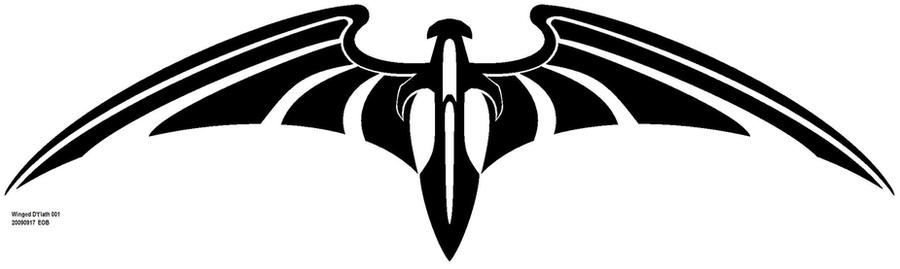 tattoo design winged weapons3 by ghostrider2007. Black Bedroom Furniture Sets. Home Design Ideas