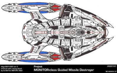 Ships of ASR-UFP-MONITOR v3