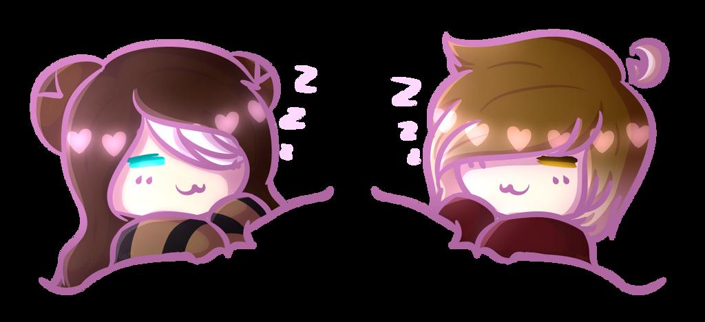 OC/Gift | Sleepy by GemLox7