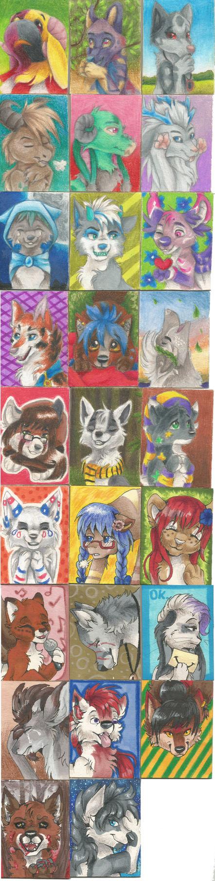 26/100 ACEO project by Kyasarinn