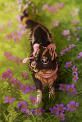 Flowers by Kyasarinn
