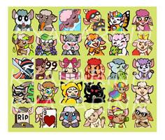 Twitch Emotes: 9Kier