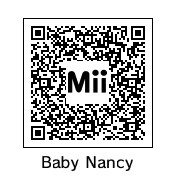 QR Code: Baby Nancy by DarkSonic95