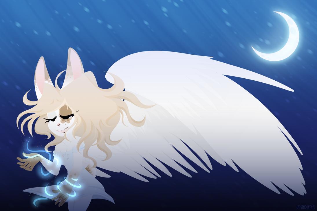 Guardian Angel by StarletKei