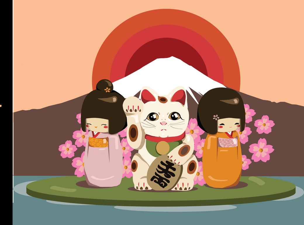 Japanese stuff~ by fannyan