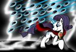 Fanart - Rarity's Gemstorm