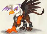 Comission - Talon Merc Gilda