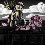 Fanart - MLP. Pinkie's Rescue