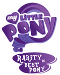 Fanart - MLP. My Little Best Pony Logo