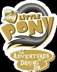 Fanart - MLP. My Little Pony Logo - Daring Do