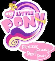 Fanart - MLP. MLPLogo - Princess Cadence by jamescorck