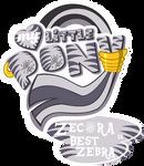 Fanart - MLP. My Little Pony Logo - Zecora