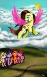 Fanart - MLP. We will always remember you