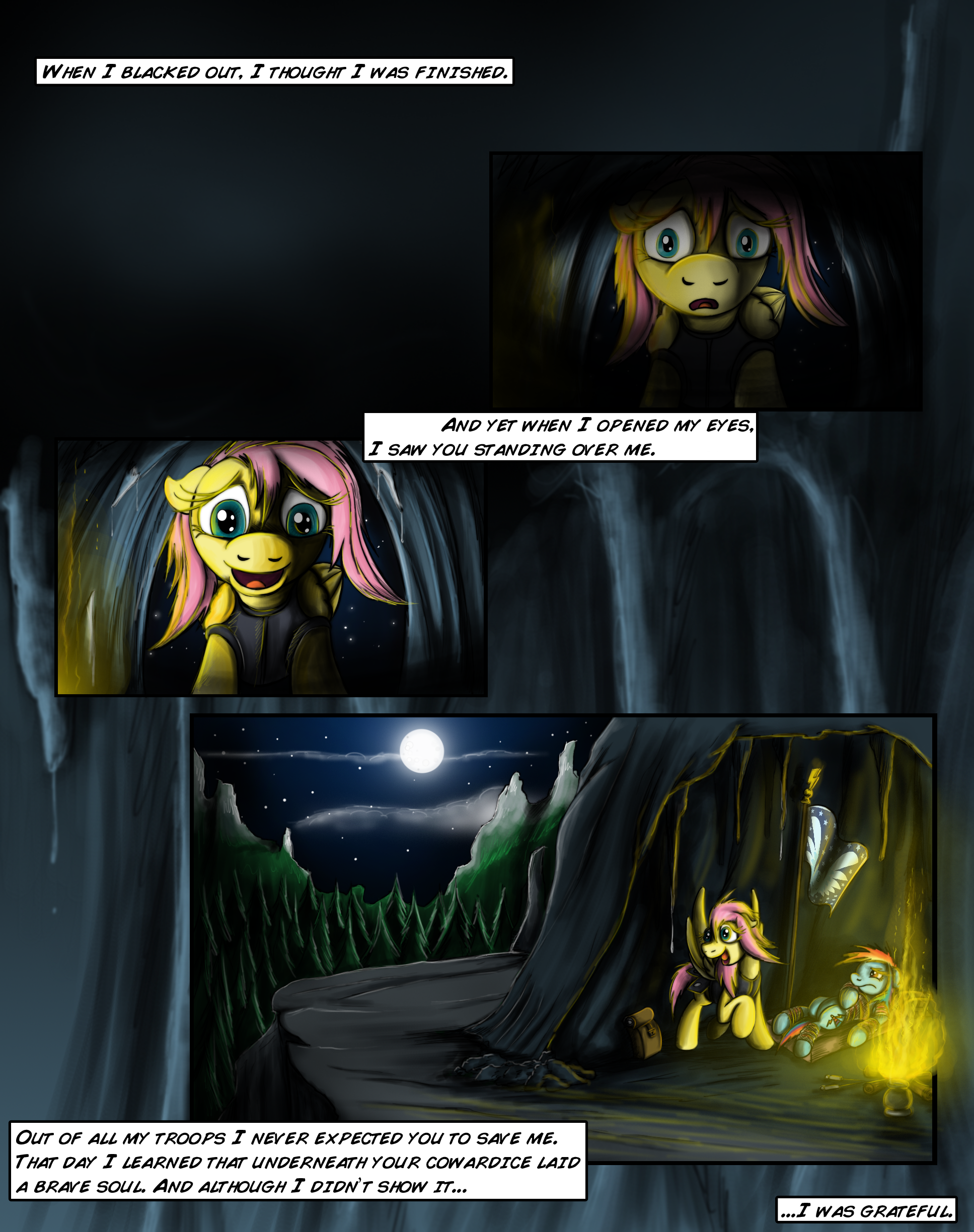 I Will Never Leave You - Page 5