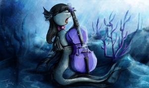 Fanart - MLP. Underwater Concert