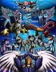 Fanart - MLP. The Lost Element, Mortal Chaos