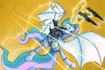 Fanart - MLP. Princess Makolestia
