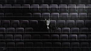 Ask Movie Slate - Background, Halloween 2015