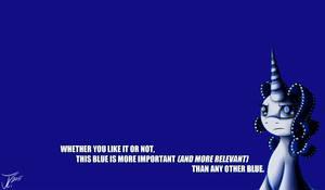 Ask Movie Slate - Blue