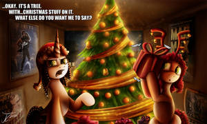 Ask Movie Slate - The Christmas Tree