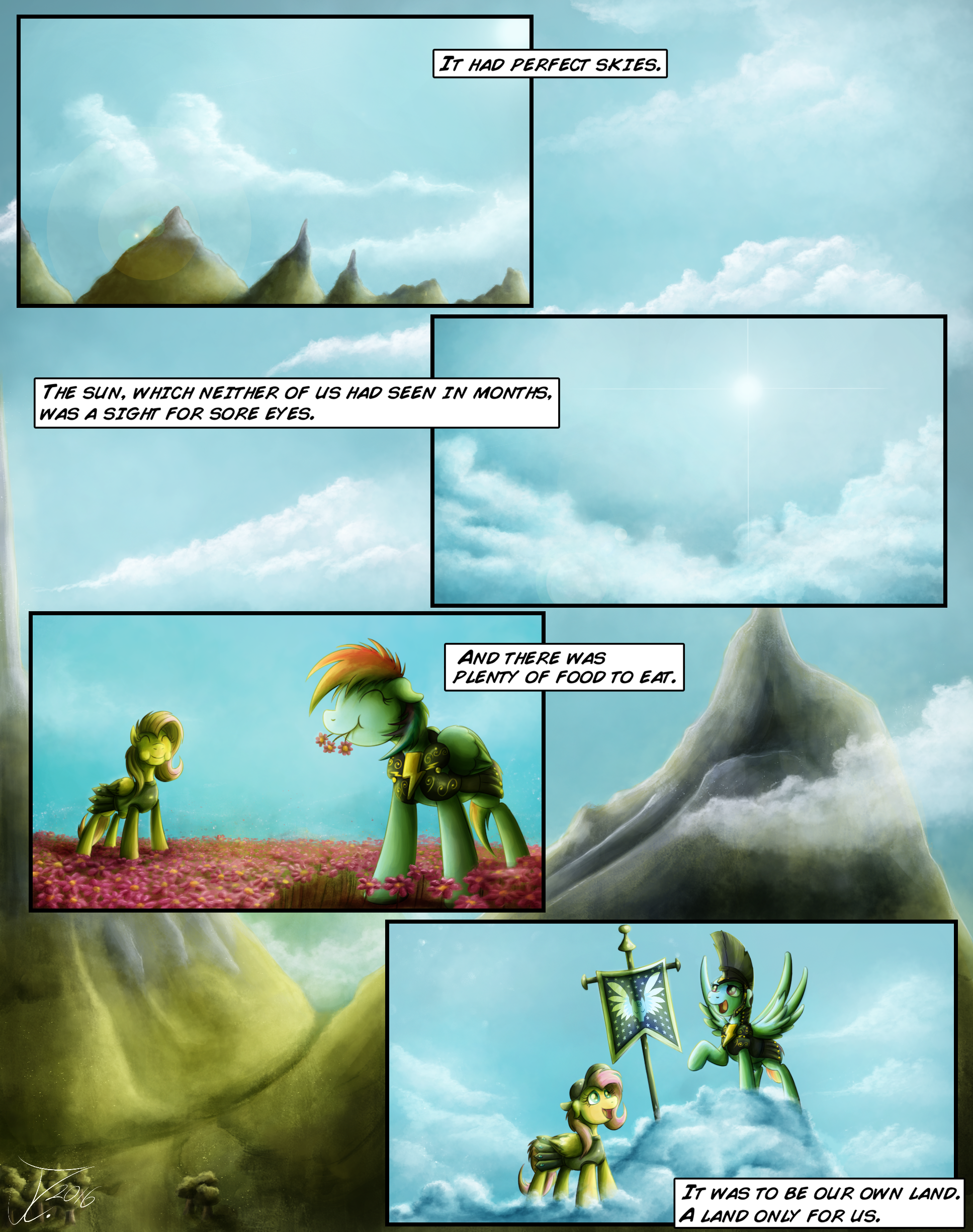 I Will Never Leave You - Page 13