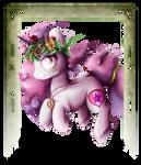 Fanart - MLP. Hippie Sweetie Belle (collab)