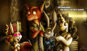 Ask Movie Slate - Zootopia