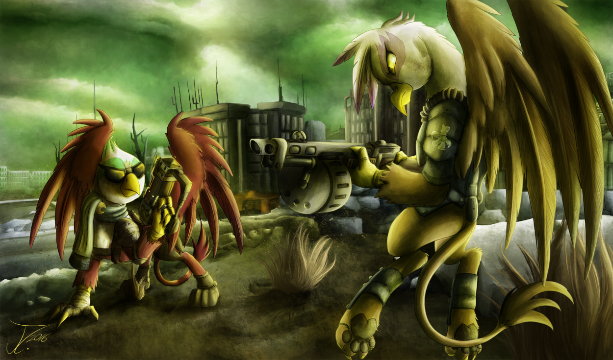 Fanart - MLP. For the Bits