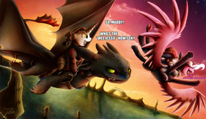 Ask Movie Slate - How to Train your Dragon 2