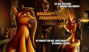 Ask Movie Slate - Spirit, Stallion of the Cimarron
