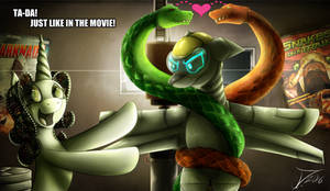 Ask Movie Slate - Snakes on a Plane