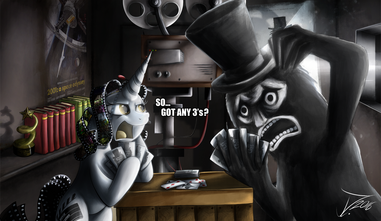 Ask Movie Slate - The Babadook by jamescorck on DeviantArt