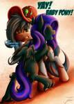 Fanart - MLP. Not Really Pony Babies